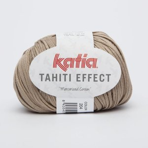 Katia Tahiti Effect 204 Bleekbruin