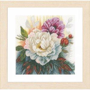 Lanarte Witte roos - Marjolein Bastin