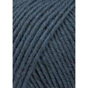 Lang Yarns Merino 120 233 blauw mix