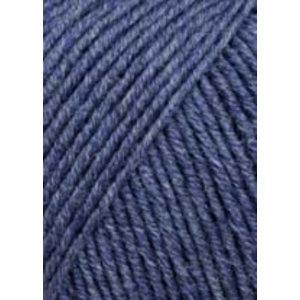 Lang Yarns Merino 120 234 donker jeans blauw