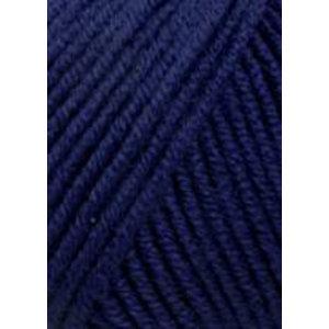Lang Yarns Merino 120 35 donkerblauw