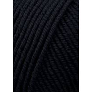 Lang Yarns Merino 120 4 zwart