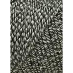 Lang Yarns Merino 120 55 zwart/wit