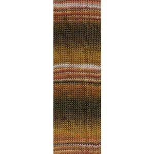 Lang Yarns Mille Colori Socks & Lace 59 bruin