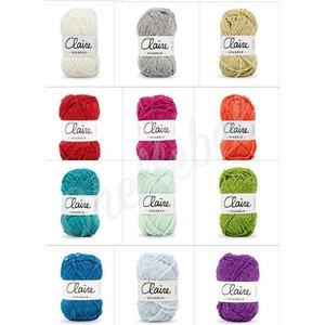 byClaire byClaire Sparkle 12 kleuren 25 gram bolletjes