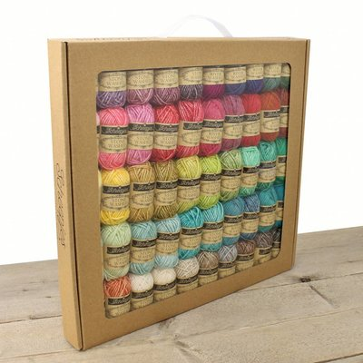 Scheepjes Stone Washed & River Washed Colour Pack
