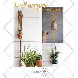 Durable Macramé plantenhanger