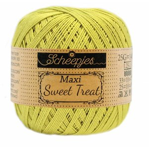 Scheepjes Sweet Treat Green Yellow (245)