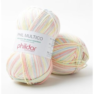 Phildar Phil Multico Nymphea (102)