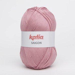 Katia Saigon 38 medium bleekrood