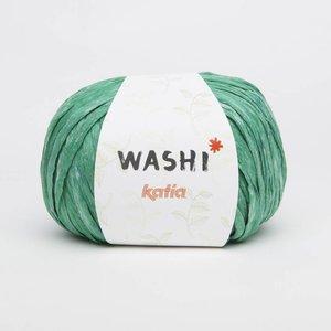 Katia Washi 128 Smaragdgroen