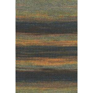 Milton Jeans/Bruin/Oranje (34)
