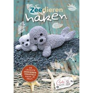 CuteDutch Zeedieren haken - Stefanie Trouwborst-Weijers