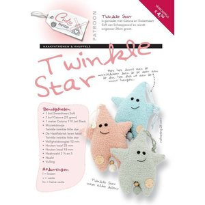 CuteDutch Haakpatroon Twinkle Star