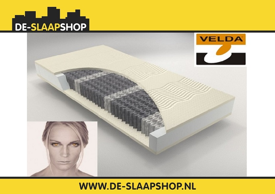 Latex matras De-Slaapshop