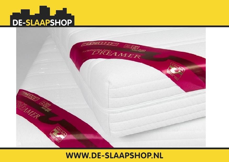 Matras 160x210 De-Slaapshop.nl