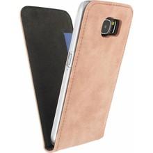 Mobilize Premium Samsung Galaxy S6 Flip Cover Roze