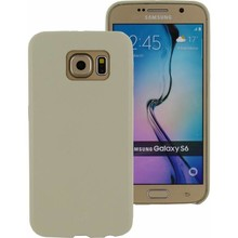 Mobilize Samsung Galaxy S6 Creamy White Leather Case