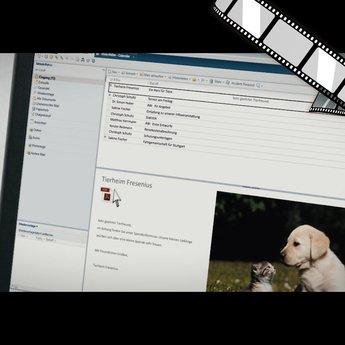 """szenisches Video """"Gefahren durch E-Mail-Anlagen"""""""