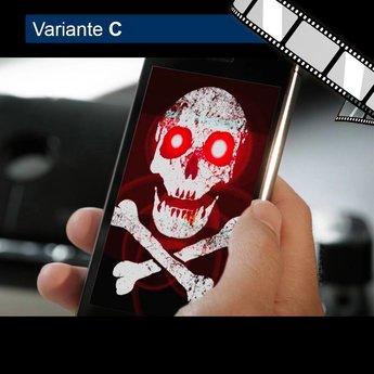 """szenisches Video """"Trojaner kam per SMS"""""""