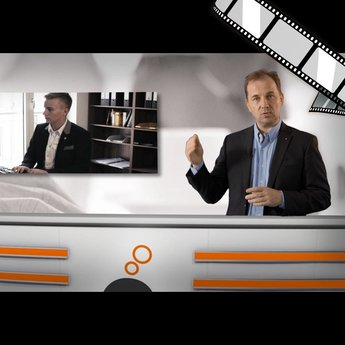 "moderiertes Video ""Trojaner kam per SMS"""