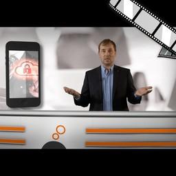 """Video """"Verbot von Cloud-Speichern"""" moderiert"""