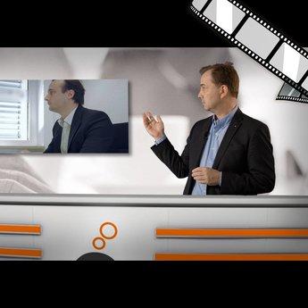 """moderiertes Video """"Facebook 2, Keine Posts über Kollegen"""""""