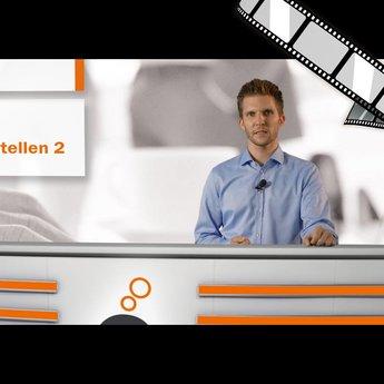 """moderiertes Video """"Facebook, Informationsschutz richtig einstellen 2"""""""