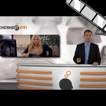 "moderiertes Video ""Bildschirm sperren"""