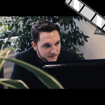 """szenisches Video """"Bildschirm sperren """""""