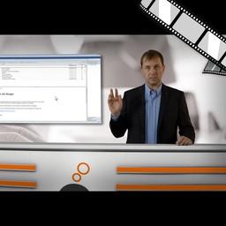 """Video """"Social Engineering per E-Mail"""" moderiert"""
