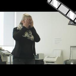 "Video ""Abteilungsfax"" szenisch"