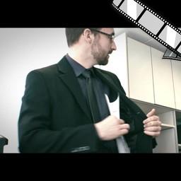 """Video """"Abteilungsdrucker"""" szenisch"""