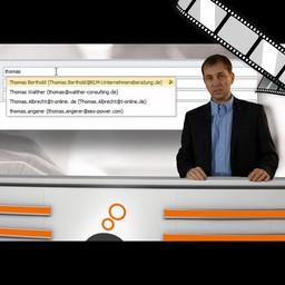 """Video """"Falscher E-Mail-Empfänger"""" moderiert"""
