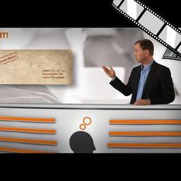 """Video """"Identitätsdiebstahl"""" moderiert"""