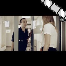 """Video """"Kennwörter nicht rumliegen lassen"""" szenisch"""