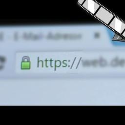 """Video """"SSL sicher erkennen"""" szenisch"""