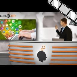 "Video ""Netiquette in sozialen Netzen"" moderiert"