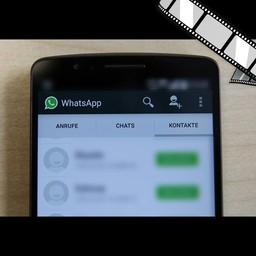 """Video """"Trojaner per WhatsApp"""" szenisch"""