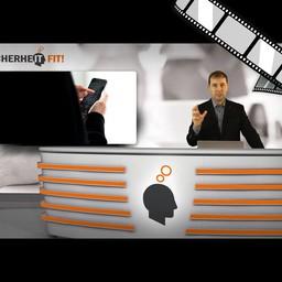 """Video """"Zugangssicherheit beim iPhone"""" moderiert"""