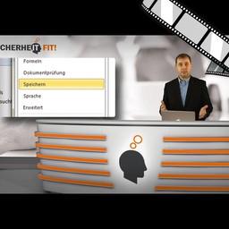 """Video """"Deaktivieren Sie die Office Cloud-Funktion"""" moderiert"""