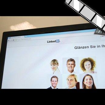 """szenisches Video """"Was LinkedIn über Kundenbeziehungen verrät"""""""
