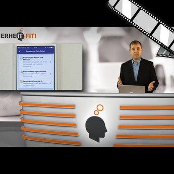 """moderiertes Video """"Rechtsgrundlagen in sozialen Netzen"""""""