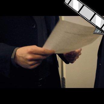 """szenisches Video """"Dokumente schreddern, Sicherheitsklassen werden beachtet"""""""