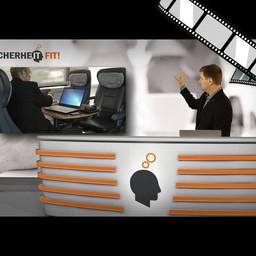"""Video """"Arbeiten im ICE"""" moderiert"""
