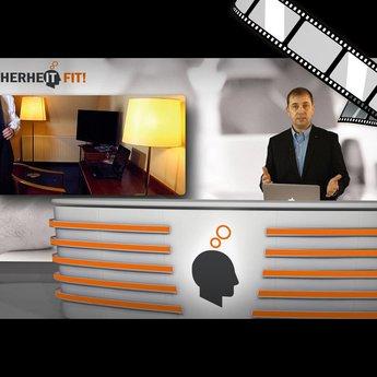 """moderiertes Video """"Nichts im Hotelzimmer liegen lassen"""""""