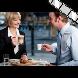 "Video ""Social Engineering in der Hotelbar"" szenisch"