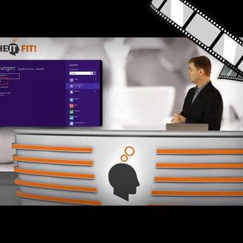 """moderiertes Video """"Anleitung: Virenschutz richtig einstellen"""""""