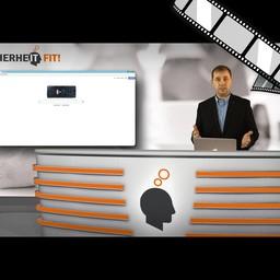 "Video ""Anleitung: Surfen in einer virtuellen Umgebung"" moderiert"