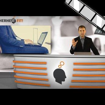 """moderiertes Video """"Konfiguration eines Airport-Routers"""""""